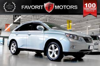 Used 2010 Lexus RX 350 AWD Comfort Pkg | BACK-UP CAM | HEATED SEATS for sale in North York, ON