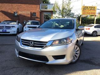 Used 2014 Honda Accord LX, AllPwrOpti*Camera*HtdSeats&HondaWarranty* for sale in York, ON