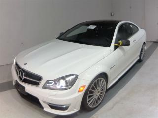 Used 2013 Mercedes-Benz C-Class C 63 AMG*P31Pkg*PeformancePkg*AllOptions!! for sale in York, ON