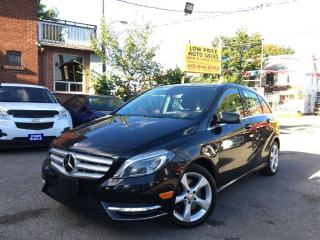 Used 2014 Mercedes-Benz B-Class Navi*PanoramicRoof*AmbionLights&MBWarranty* for sale in York, ON
