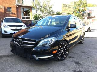 Used 2013 Mercedes-Benz B-Class AMGPkg*PanoramicRoof*Camera*LightingPkg&Warr* for sale in York, ON