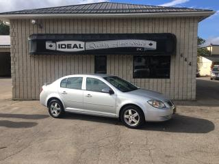 Used 2009 Pontiac G5 SE for sale in Mount Brydges, ON