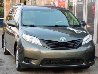 Used 2012 Toyota Sienna CE for sale in Etobicoke, ON