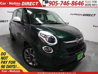 Used 2014 Fiat 500 L | DUAL CLIMTE CONTROL| HEATED SEATS| for sale in Burlington, ON