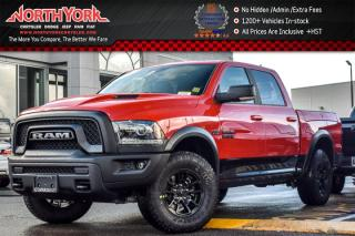 New 2018 Dodge Ram 1500 New Car Rebel|4x4|Crew|Park-Sense|Keyless_Go|AirSusp.|RamBox for sale in Thornhill, ON