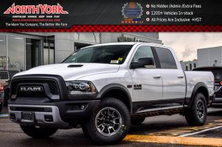 New 2018 Dodge Ram 1500 New Car Rebel 4x4 Crew Luxury, Protect, RemoteStrt&Sec.Pkgs for sale in Thornhill, ON