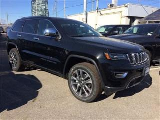 Used 2018 Jeep Grand Cherokee Limited NAVIGATION, PANORAMIC SUNROOF !!! for sale in Concord, ON