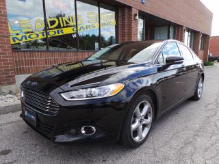 Used 2016 Ford Fusion SE Navigation, Bluetooth for sale in Woodbridge, ON