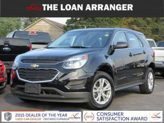 Used 2017 Chevrolet Equinox LS for sale in Barrie, ON