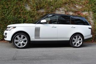 Used 2014 Land Rover Range Rover Autobiography 4WD for sale in Vancouver, BC