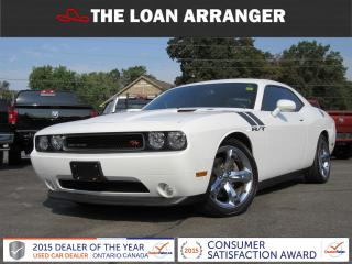 Used 2012 Dodge Challenger R/T for sale in Barrie, ON