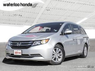 Used 2014 Honda Odyssey EX Sold Pending Customer Pick Up...130,000 km Honda Warranty! Bluetooth, Back Up Camera and More! for sale in Waterloo, ON