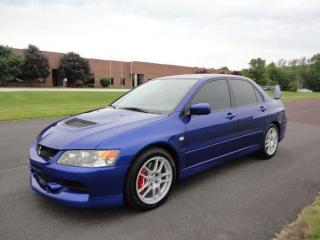 Used 2006 Mitsubishi Lancer Evolution Evolution  AWD IX 4dr Sedan for sale in Toronto, ON