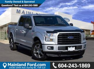 Used 2016 Ford F-150 XLT LOCAL for sale in Surrey, BC