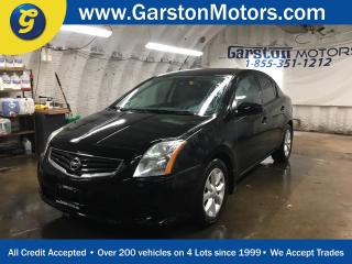Used 2012 Nissan Sentra S*CVT*KEYLESS ENTRY*POWER WINDOWS/LOCKS/MIRRORS*CLIMATE CONTROL*ALLOYS* for sale in Cambridge, ON
