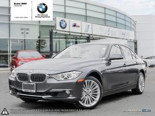 Used 2014 BMW 328i xDrive Sedan NAV | AWD | SUNROOF | REAR VIEW CAMERA for sale in Oakville, ON