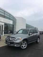 Used 2015 Mercedes-Benz GLK200 BlueTEC 4MATIC DIESEL | AWD | NAVIGATION | for sale in Oakville, ON