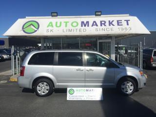 Used 2010 Dodge Grand Caravan SE STOW-N-GO! REAR AIR! FINANCE ANYBODY! for sale in Langley, BC