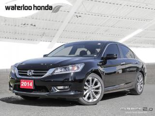 Used 2014 Honda Accord Sport Back Up Camera, Heated Seats and more! for sale in Waterloo, ON