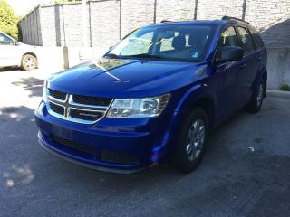 Used 2012 Dodge Journey 7 PASSENGER LOW PAYMENTS for sale in Surrey, BC