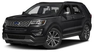New 2017 Ford Explorer Platinum for sale in Surrey, BC