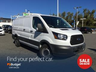 Used 2017 Ford Transit Passenger Wagon Only 5300 Kms, Ladder Rack, Heavy Duty for sale in Vancouver, BC