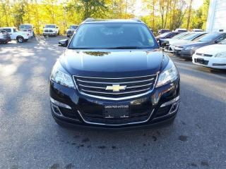 Used 2017 Chevrolet Traverse LT 1LT for sale in Quesnel, BC