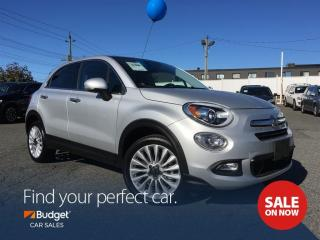 Used 2016 Fiat 500X Panoramic Sunroof, Bluetooth, Leather Seating for sale in Vancouver, BC