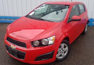 Used 2014 Chevrolet Sonic Hatchback *AUTOMATIC* for sale in Kitchener, ON