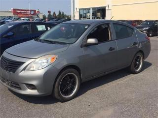 Used 2012 Nissan Versa 1.6S for sale in Toronto, ON