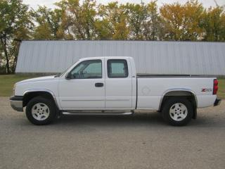 Used 2003 Chevrolet Silverado 1500 LS for sale in Melfort, SK
