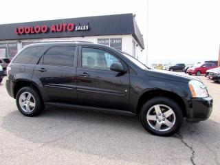 Used 2009 Chevrolet Equinox LT BLUETOOTH SUNROOF CERTIFIED 2YR WARRANTY for sale in Milton, ON