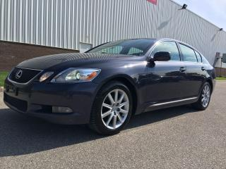 Used 2006 Lexus GS 300 AWD Tech Pakage for sale in Mississauga, ON