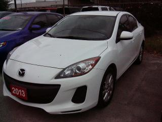 Used 2013 Mazda MAZDA3 GX for sale in Georgetown, ON