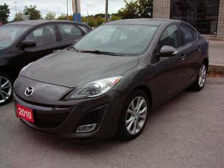 Used 2010 Mazda MAZDA3 GT for sale in Georgetown, ON