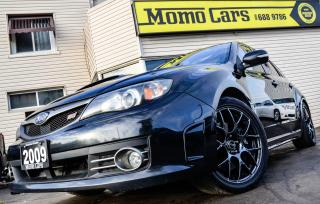 Used 2009 Subaru Impreza WRX STI! MANUAL! AWD+Cruise! $233/bi-weekly! for sale in St Catharines, ON