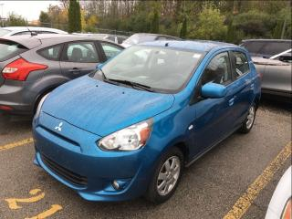 Used 2014 Mitsubishi Mirage SE - CVT for sale in London, ON