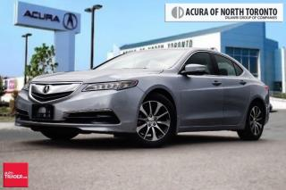 Used 2015 Acura TLX 2.4L P-AWS w/Tech Pkg Accident Free!!! Sunroof|CAM for sale in Thornhill, ON