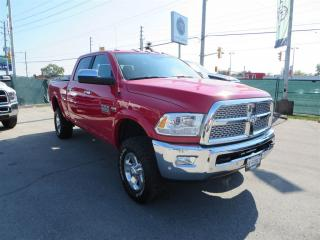 Used 2017 Dodge Ram 2500 Laramie Powerwagon - 4x4, leather, Sunroof, Ventil for sale in London, ON