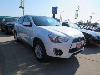 Used 2014 Mitsubishi RVR SE - AWD, Cruise, Bluetooth for sale in London, ON