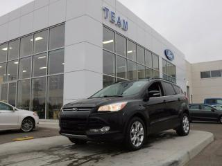 Used 2013 Ford Escape SEL, 2.0L Ecoboost, Tech Package, Parking package, MyFord Touch w/ Nav for sale in Edmonton, AB
