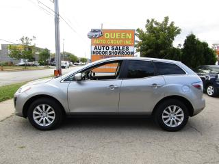 Used 2011 Mazda CX-7 Low Kilometers | Leather | Bluetooth for sale in North York, ON