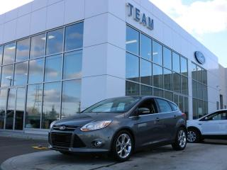 Used 2012 Ford Focus SEL, 2.0L I4, 303A, Leather, Roof, Navigation, Rear View Camera for sale in Edmonton, AB