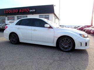 Used 2011 Subaru WRX STI Turbo AWD 6 Speed Certified 2 YR Warranty for sale in Milton, ON