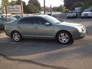 Used 2008 Ford Fusion SEL EXTRA CLEAN FULLY LOADED VEHICLE for sale in Bradford, ON