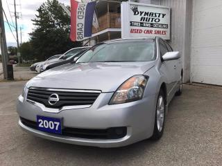 Used 2007 Nissan Altima 2.5 S for sale in Bloomingdale, ON