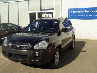 Used 2008 Hyundai Tucson GL V6 for sale in Edmonton, AB