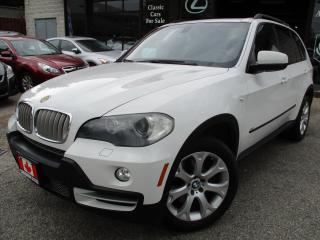 Used 2007 BMW X5 4.8i-TECH-PKG-NAV-CAM-PANO-ROOF- for sale in Scarborough, ON