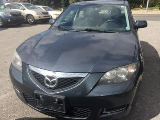 Used 2008 Mazda MAZDA3 GX *Ltd Avail* for sale in Scarborough, ON