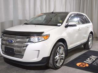 Used 2013 Ford Edge Limited for sale in Red Deer, AB